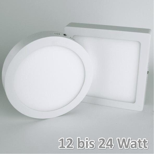 maxkomfort led panel einbaustrahler ultraslim glasrand. Black Bedroom Furniture Sets. Home Design Ideas