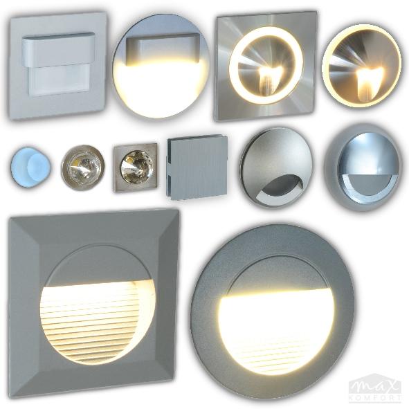 led treppenbeleuchtung wandbeleuchtung nachtlicht. Black Bedroom Furniture Sets. Home Design Ideas