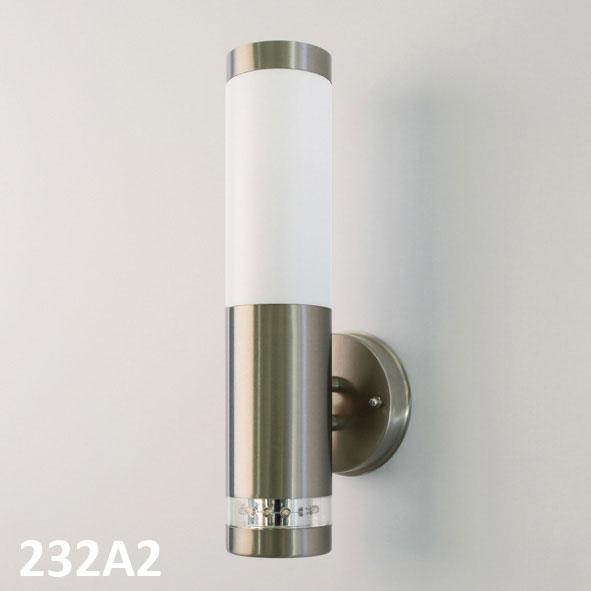 au enlampe au enleuchte garten led e27 wandleuchte edelstahl lampe gartenlampe ebay. Black Bedroom Furniture Sets. Home Design Ideas
