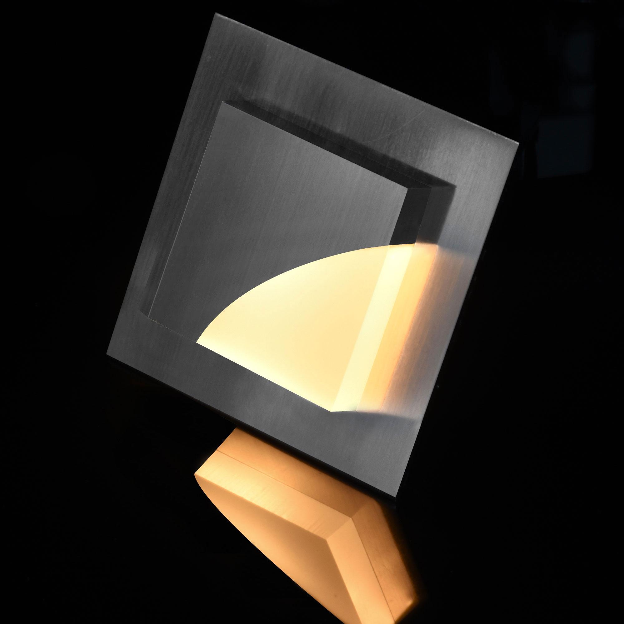 led treppenbeleuchtung stufenlicht treppenlicht treppenleuchte stufen leuchte ebay. Black Bedroom Furniture Sets. Home Design Ideas